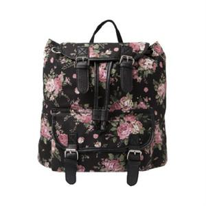 Journey's Floral Backpack Handbag Urban Forever   eBay