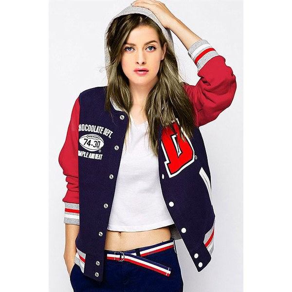 Jacket: baseball jersey, hippie, winter outfits, rose wholesale ...