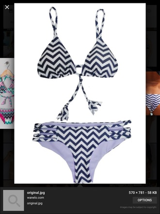swimwear blue and white swimmers