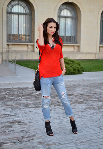 my silk fairytale shoes bag jewels blouse jeans