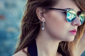 the fashion fruit blogger sunglasses dior mirrored sunglasses