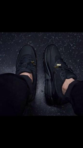 shoes air max black nike air max 1 black nike air max