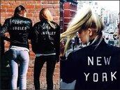 top,brandy m,black jacket,black,brandy melville,brandy melville jacket,new york city,new york black and white,short jacket,baseball jacket,letter print,letter printed top,los angeles,los angeles top,casual jacket,scool,fashion,urban,women jacket,women jackets,coat,36683,brandy melville los angeles