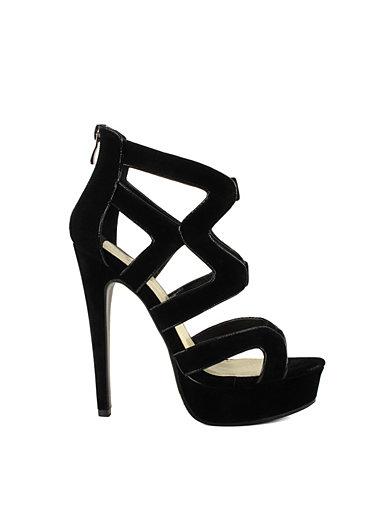 Angela - Sugarfree Shoes - Black