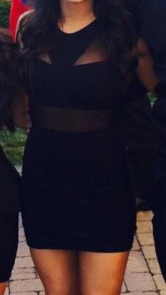 dress homecoming dress black dresses