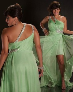 dress plus size dress sexy dress plus size one shoulder prom dress