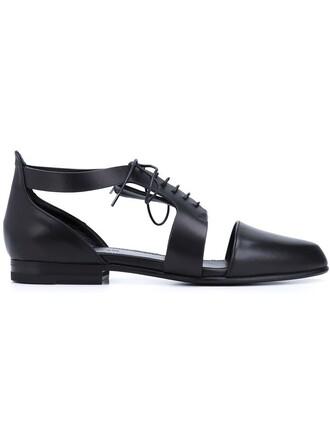 shoes lace black