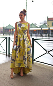 from brussels with love,blogger,dress,shoes,bag,maxi dress,floral maxi dress,clutch,sandals