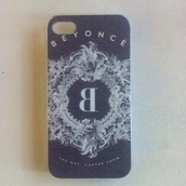 jewels,iphone case,beyonce,the mrs carter tour