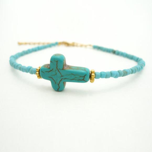 cross jewels bracelets