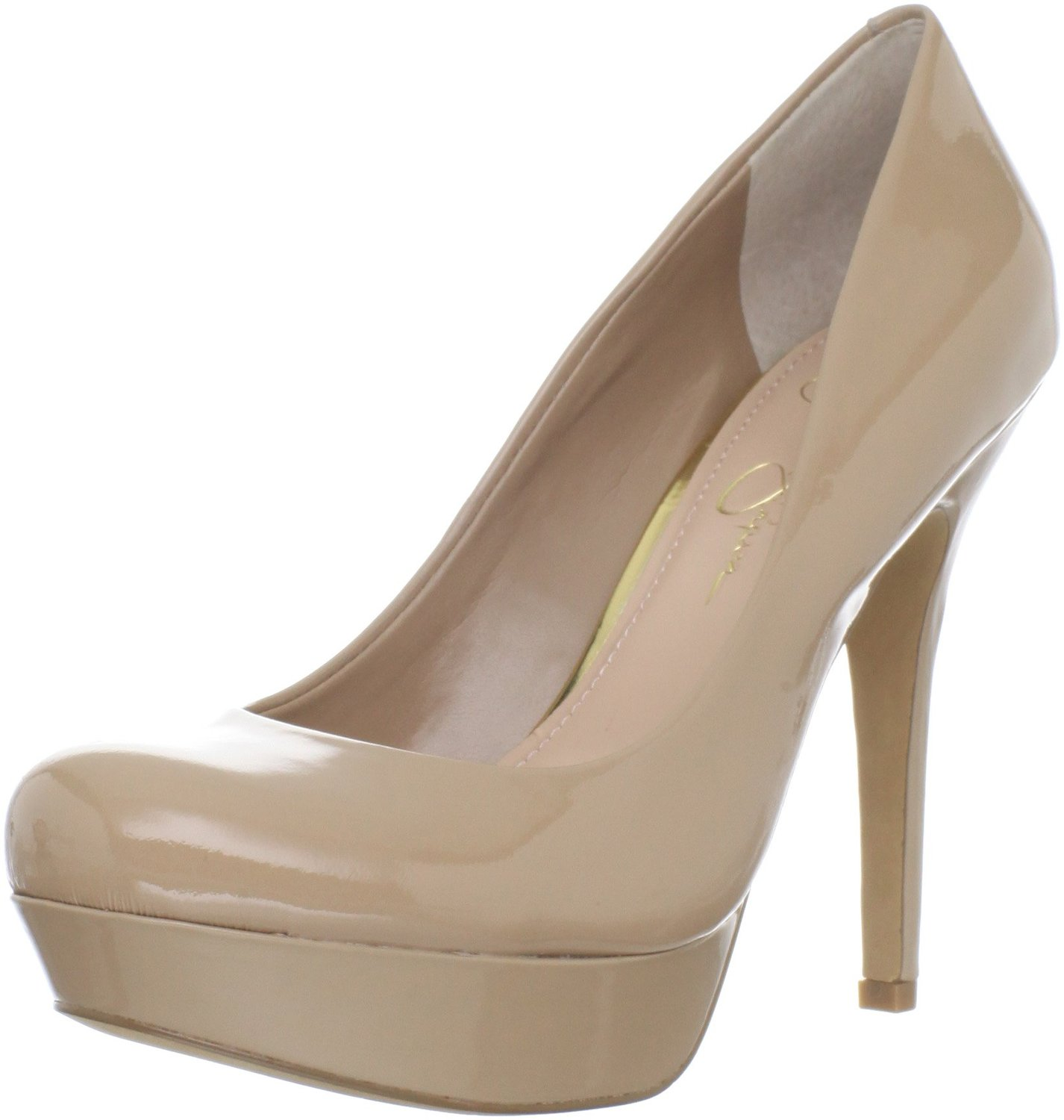 Amazon.com: Jessica Simpson Women's Given Platform Pump: Jessica Simpson: Shoes