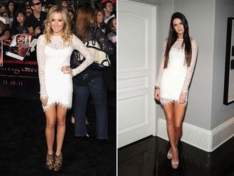 dress ashley tisdale
