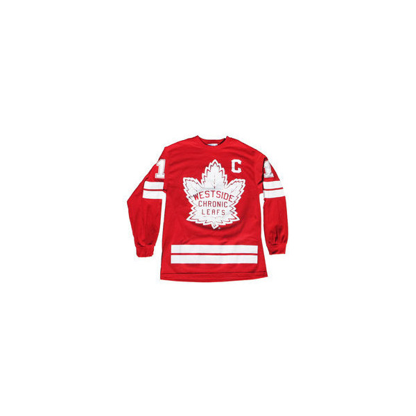 Chronic leaf's jersey (red)