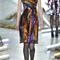 Multicolored sequin striped sleeveless dress by rodarte | moda operandi