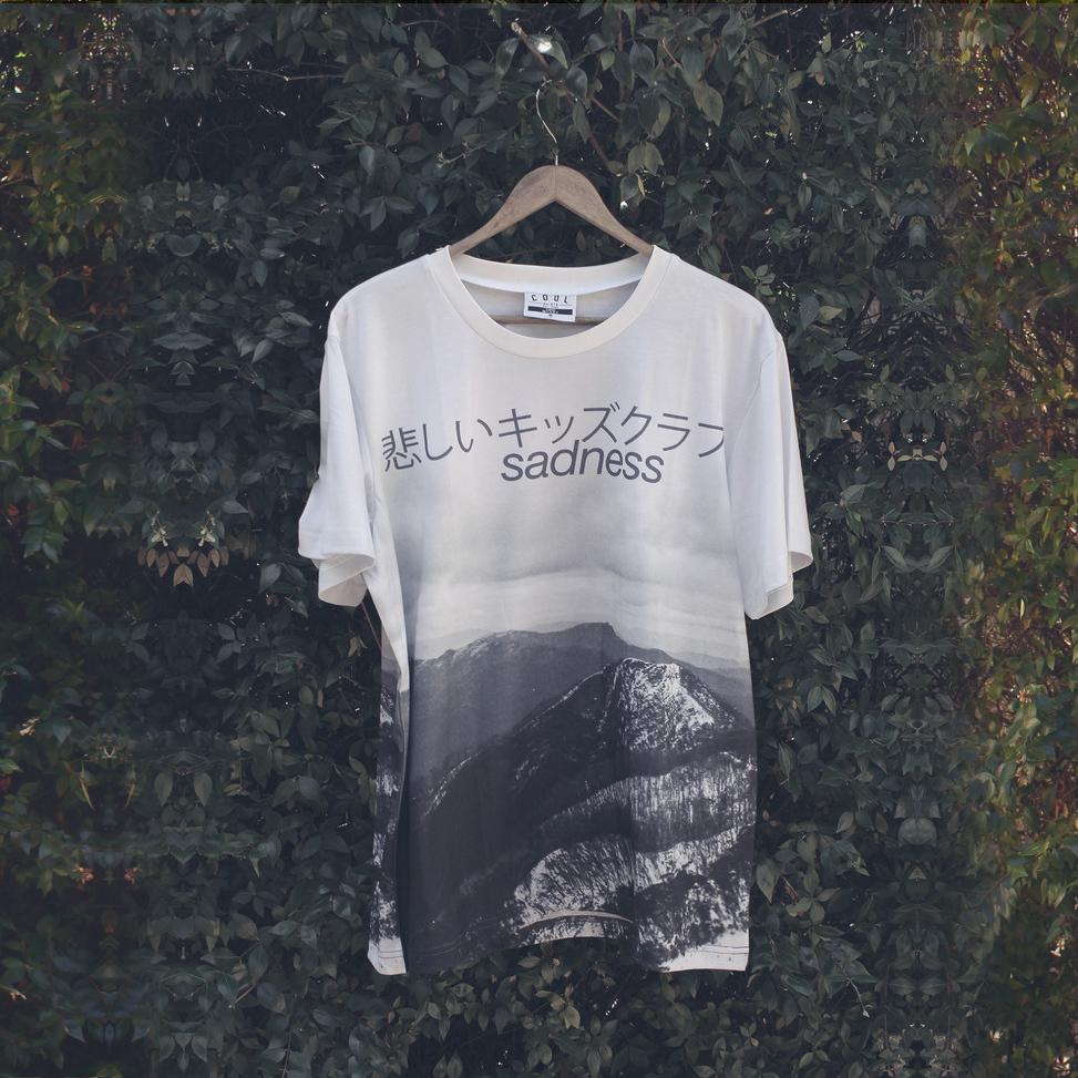 The Sadness Tee / Cool Shirtz