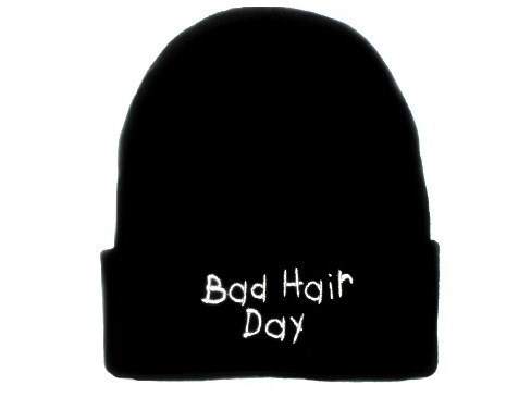 Bad hair day beanie  — urban ambra