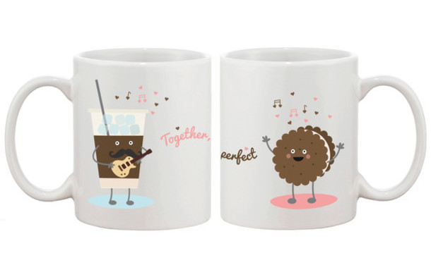Funny His And Her Wedding Gifts : ... hers mugs his and hers gifts anniversary gift wedding gift funny mugs