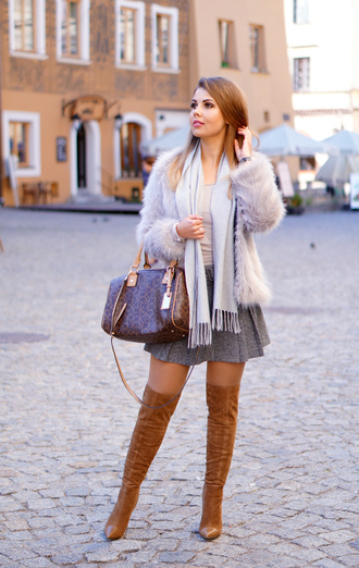 a piece of anna blogger shoes jewels skirt bag