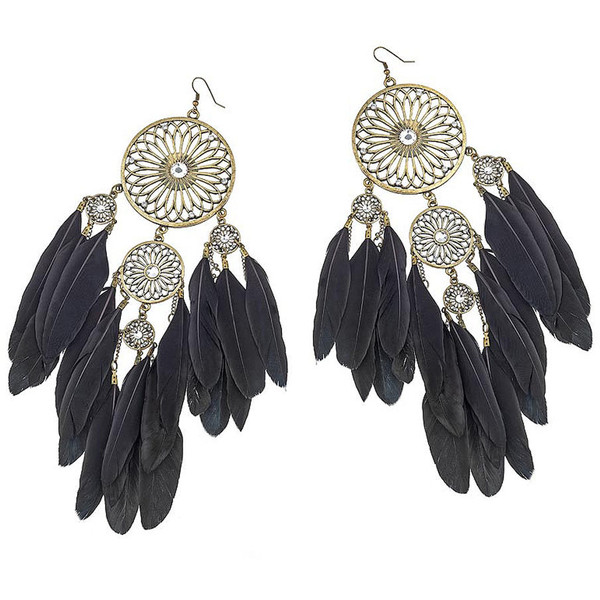 Dream Catcher Earrings - Polyvore
