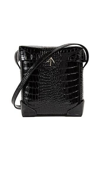 manu atelier mini bag black