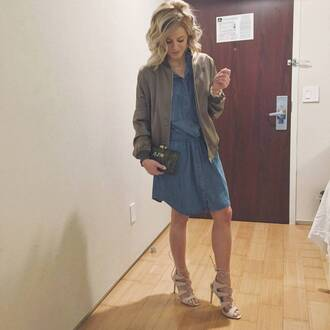 kim tuttle the knotted chain - a style blog by kim tuttle blogger jeans dress shoes bag