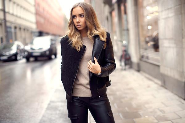 lisa olsson blogger jacket
