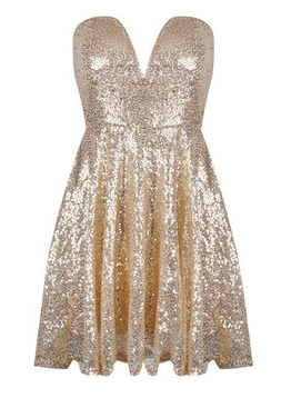 Saadaval sequin dress