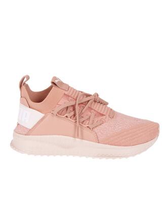 sneakers beige peach shoes