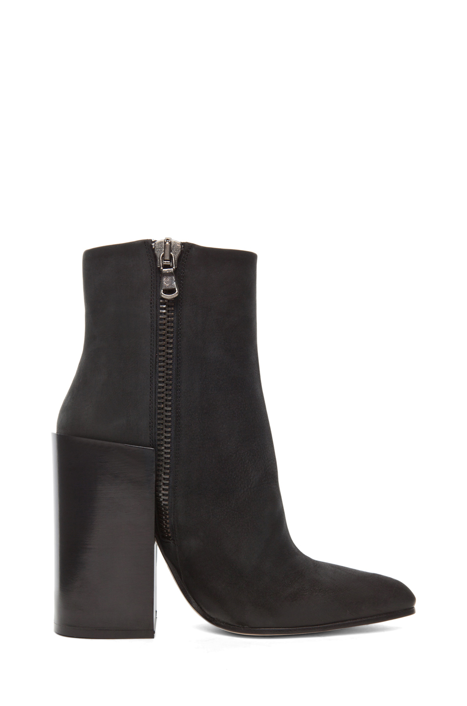 Acne Studios|Tess Bootie in Black