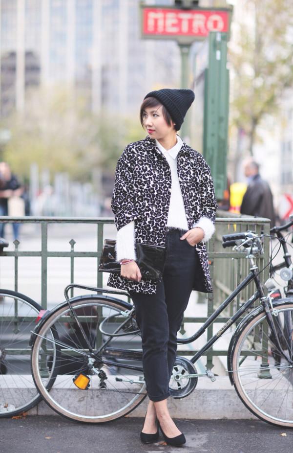 le monde de tokyobanhbao hat sweater jacket jeans shoes bag
