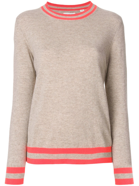 Chinti & Parker jumper women brown sweater