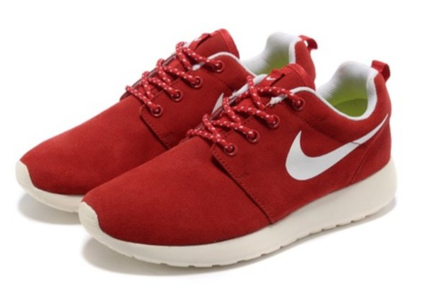 shoes red burgundy nike nike roshe run roshe runs