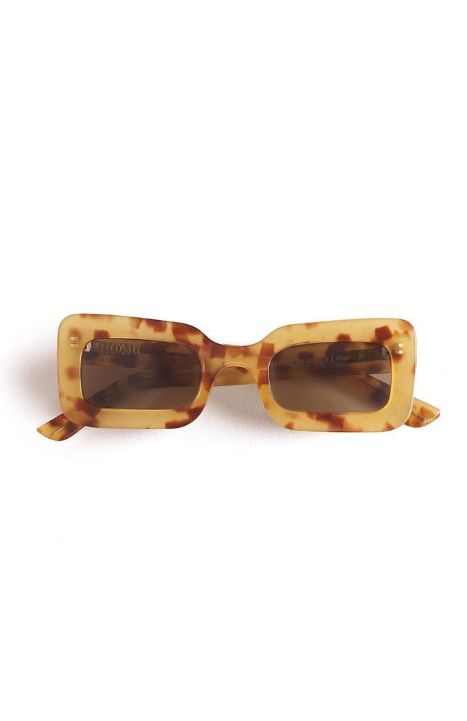 Franca Sunglasses - Honey Tort