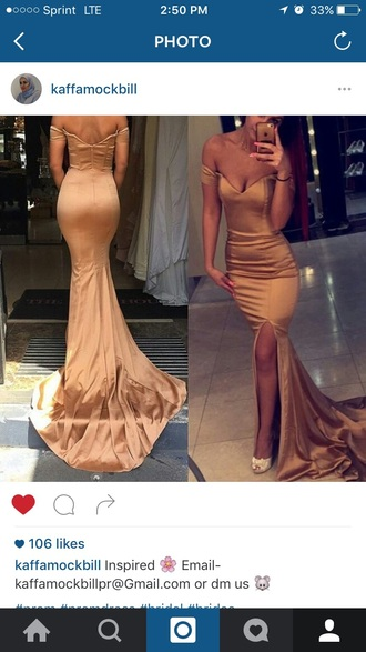 dress nude dress tight prom gown off the shoulder long dress