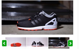 shoes adidas adidasshoes creps black and white blackandred