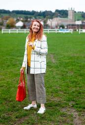 not dressed as lamb - over 40 fashion blog,blogger,jacket,sweater,pants,shoes,bag,jewels