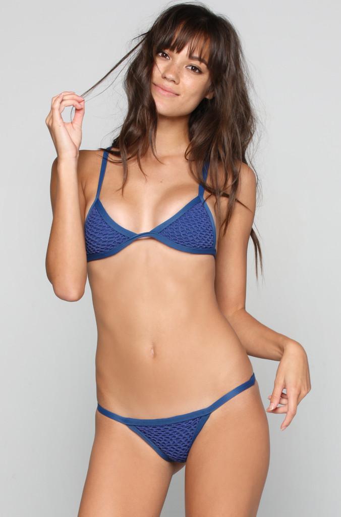 Posh Pua Kainalu Crochet Bikini Top - Channel | ISHINE365