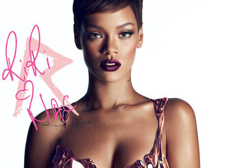 make-up perfect mac cosmetics rihanna