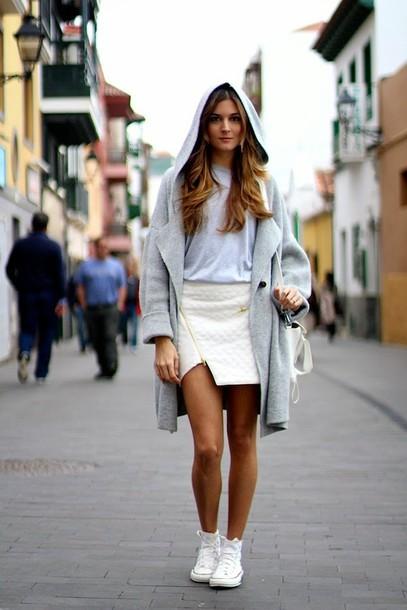 marilyn's closet blog skirt shirt sweater shoes bag