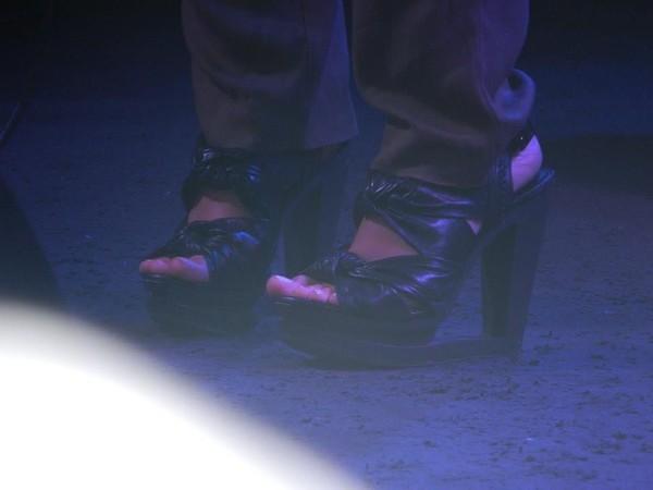 Gianni Bini Women's Lolita Platform Wedge Sandal