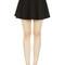 Summer skater skirt - black - mint table