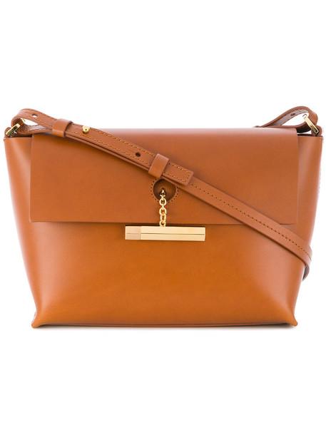 Sophie Hulme women bag crossbody bag leather brown