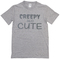 Creepy and cute t-shirt - basic tees shop