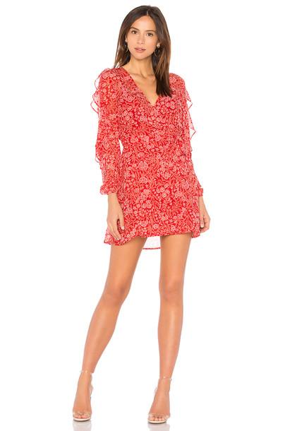 tHE FIFTH LABEL dress mini dress mini red