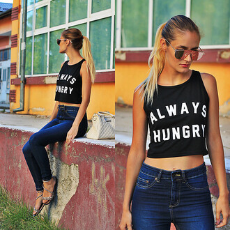 top quote on it fashion style black