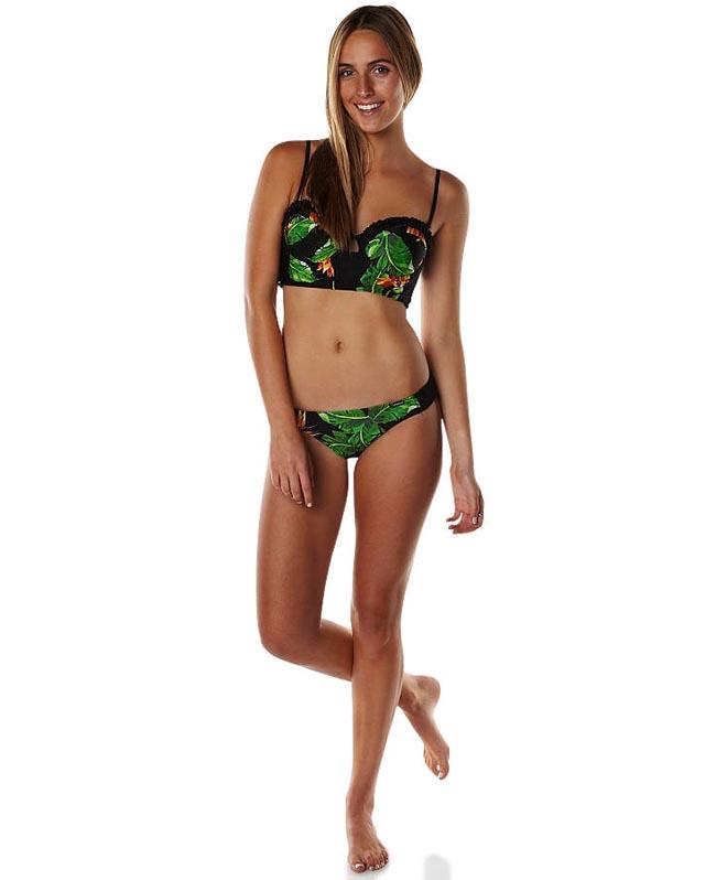 VonZipper Paradiso Bikini - Black - 3631756 |  VonZipper Australia