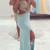 Sweetheart A-line Backless Chiffon Long Prom Dresses,Formal Dresse - 24prom
