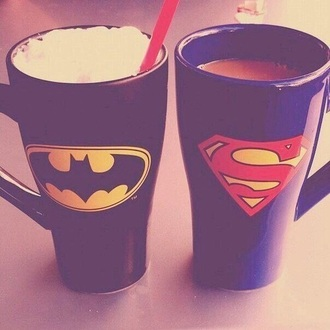 nice mug batman home accessory superman