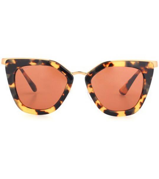 Prada sunglasses brown