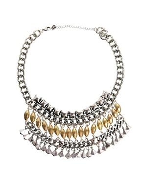 Pieces | Collar de tendencia Lynn de Pieces en ASOS